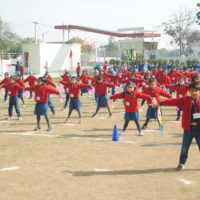ANNUAL SPORTS MEET (JUNIORS) 18.02.2017