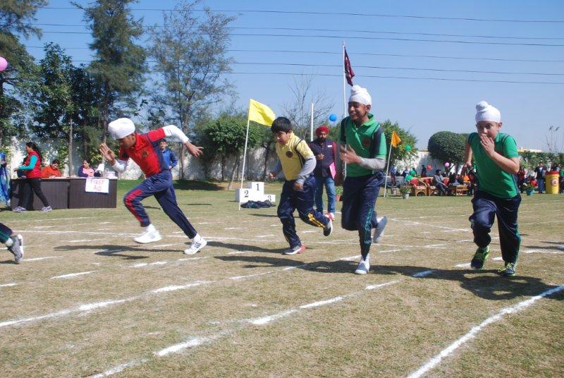 vote of thanks for sports day